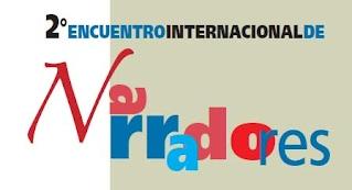 Segundo Encuentro Internacional de Narradores - 7 al 11 de noviembre de 2012